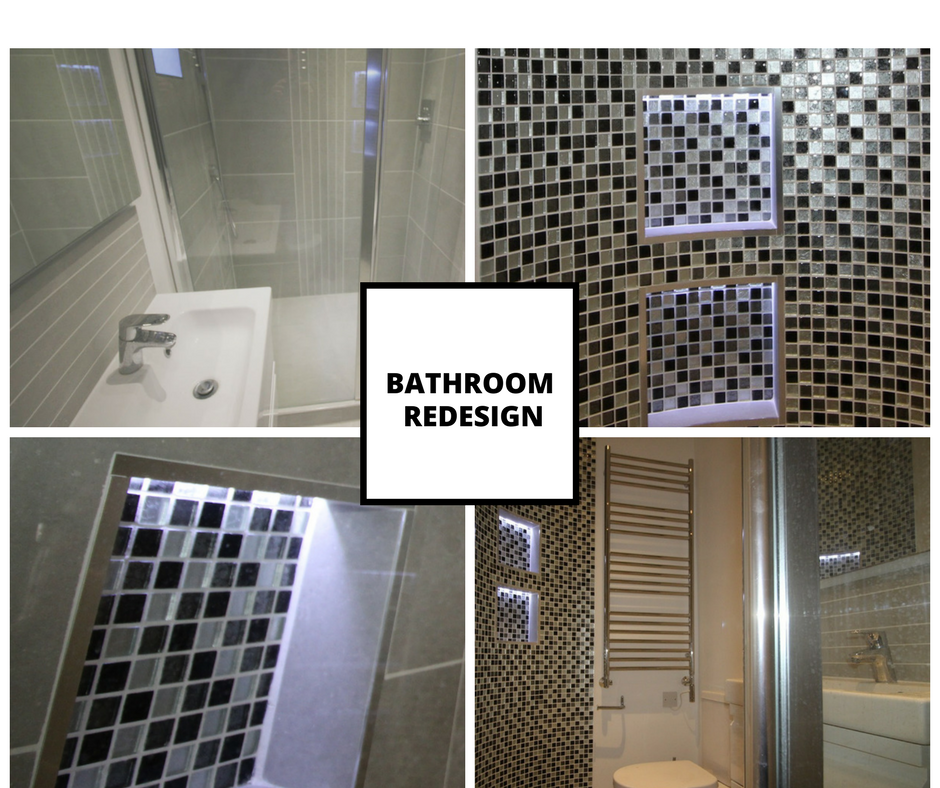 Bathroom design after pictures