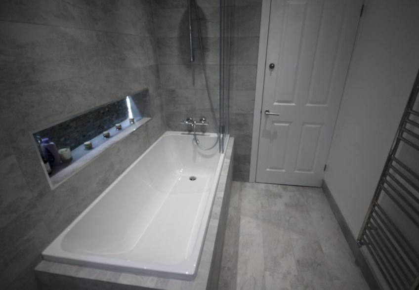 Bathroom Redesign Bath
