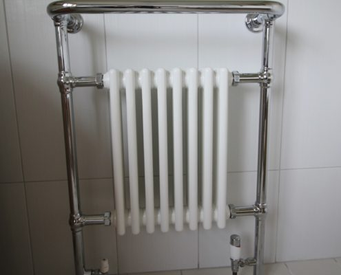 Towel rail of high end bathroom Almondsbury