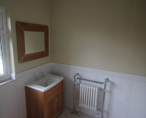 Sink of high end bathroom Almonsbury