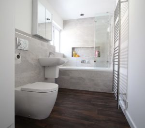 Bathroom redesign Bristol