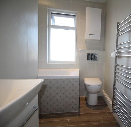 Bathroom redesign in Bristol