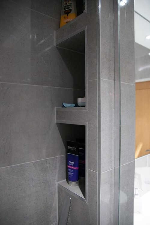 Modern Ensuite Stoke Bishop Bristol Paul Whittaker