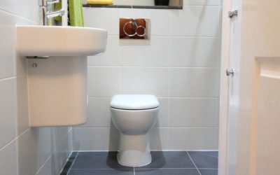 Easy Access Wetroom, Courville Close Retirement Complex, Alveston