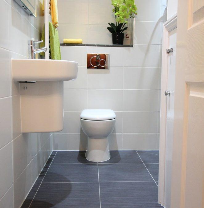 Easy Access Wetroom, Courville Close Retirement Complex, Alveston