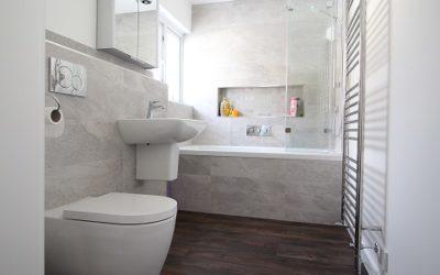 Easy to manage Family Bathroom – Stoke Bishop, Bristol