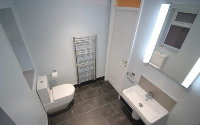 All in one family Bathroom – Westbury-on-Trym, Bristol