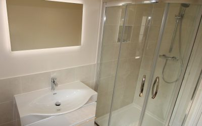 Simple, Clean Family Bathroom – Stoke Bishop, Bristol