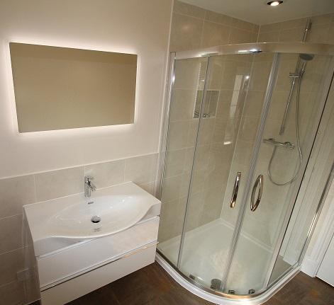 Simple, Clean Family Bathroom – Stoke Bishop, Bristol