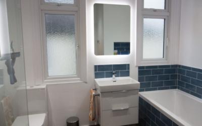 Family Bathroom – Henleaze, Bristol