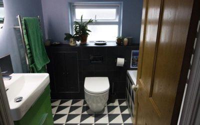 Family bathroom – Westbury Park, Bristol