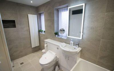 Family Bathroom, Yate, Bristol