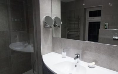 Modern Ensuite, Stoke Bishop, Bristol