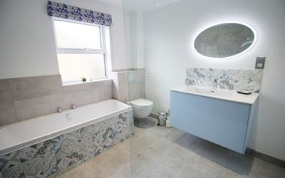 Family Bathroom, Stoke Bishop, Bristol