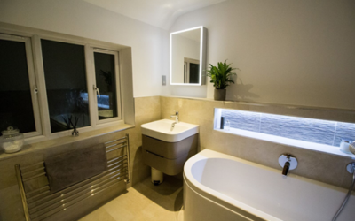 Family Bathroom, Almondsbury