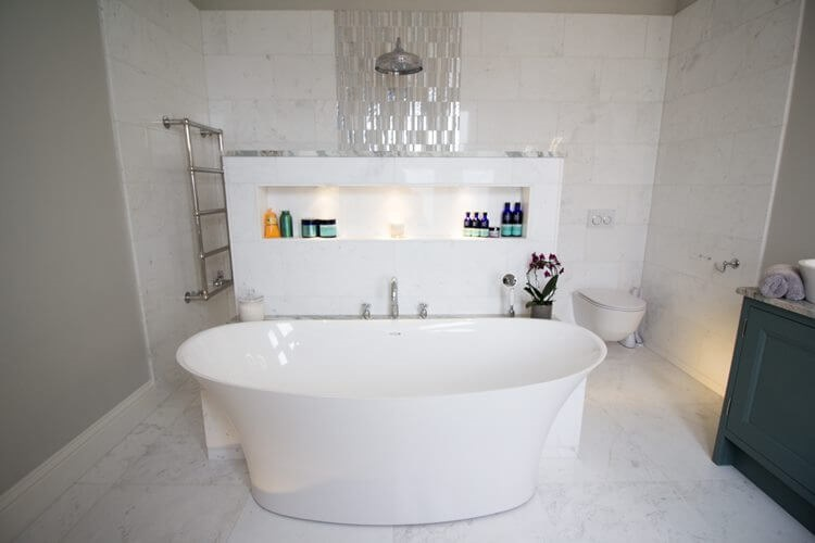 Ensuite with a view – Clevedon